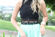 Spring Trends - Lace / by Anna and Maria