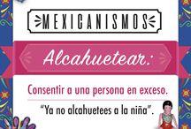 Mexicanismo / La Academia Mexicana de la Lengua tiene registradas palabras muy nuestras y aquí decidimos hacerles un espacio.