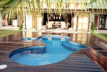 Pool area dream