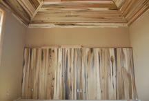 Reclaimed Barn Board Art Walls / Wall Board Art created/designed by Gleman & Sons (Oviedo, Fl) from Reclaimed & Antique wood