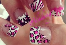Nails!! / NAILS!!! Ideas and designs!! / by Alyssa McAlister