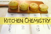kitchen and chemistry