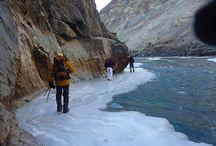 Chadar Trek Jan 2013