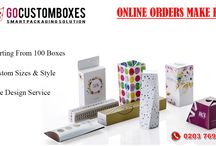 Go Custom Boxes / We are promote businesses and individual aspects toward packaging and printing. A save cover with impressive design, always attractive for consumer and customer as well.