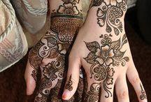 Tatouages henné