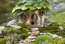 Fairy Gardens/Terrariums ✧ º / by Jade Ann ☼