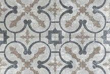 barcelona c  tile in bathroom