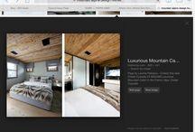 Mountain nest - bedrooms
