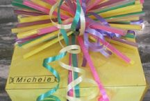 Gift Wrapping Ideas / Making it fun, simply but beautiful