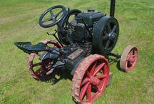 Farm tractor & machine agricole / macchine agricole