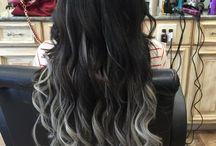 Mechas cabello
