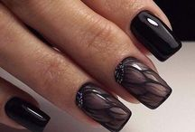 Only Black Nails