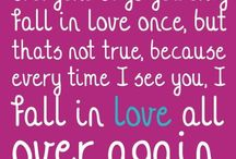 Citater - love