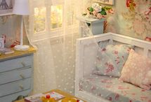 Dollhouse living rooms / Tutorials and inspiration