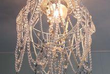 Lil miss chandelier  / by Laura Hitt