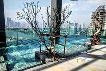 Bangkok Airbnb szállásunk