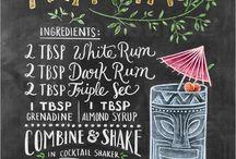 Cocktails & Drinks