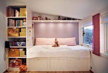 Plassbygd seng
