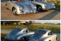 Air-Cooled Porsche