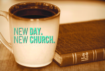 Church Outreach postcards