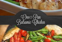 Chicken Dinner / Tired of your old chicken dinner recipes? This board is all about new and delicious ways to cook and enjoy chicken. From Hasselback Chicken to Buffalo Chicken and more, you won't be bored with this collection of family friendly recipes!