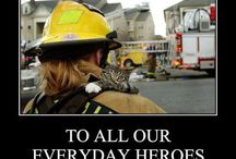Everyday Heros!  / by Kara Koepl