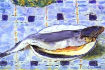 impressionists & food / What a difference a painter makes.