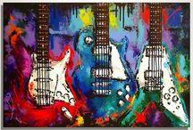 guitarras cudros