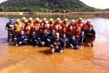 Treinamento Resgate Aquático - Parauapebas-PA / Realizado nos dias 26 e 27 de Maio
