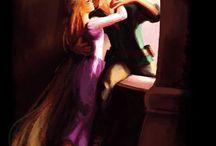 Disney: Rapunzel / by Mercedes Jovovich
