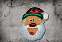 Christmas soap / Handmade melt & pour soaps