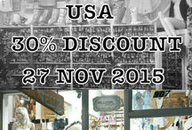 #HectorRiccione & #BlackFriday #USA / #HectorRiccione & #BlackFriday #USA  GET READY FOR OUR BLACK FRIDAY AND TAKE 30% DISCOUNT!!!  The countdown has started: only few days left to #blackfriday2015!