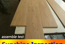 Wood Flooring Quality Inspection Service
