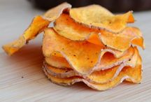 Healthy snacks / by Alicia Pettit