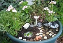 Miniature huse og haver / Små huse, bonsai, mm