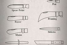 knifes & swords