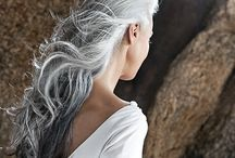Gorgeous Silver Hair