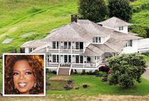 Celebrity Homes / by Micoley .com