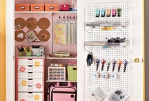 Crafty Cupboards and Storage