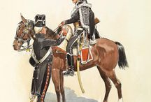 Révolution and consulat cavalry
