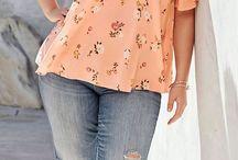 Patrones de blusa
