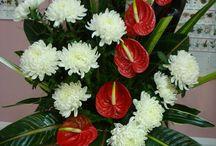 aranjos de flores