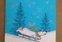 ctmh polar bear holiday