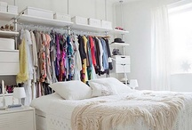 Project small closet / by Laura Diaz