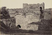Palestyna, Jerozolima. Golden Gate, 09 kwiecień 1862
