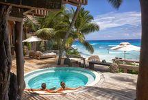 Spiagge da sogno / Le più belle spiagge del mondo