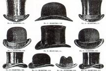 1880〜1920時代メンズハット