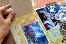 SCRAPBOOKING & ART JOURNALING