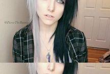 Ładne kolory włosów