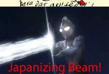 Japanizing beam